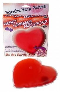 heart heat massager